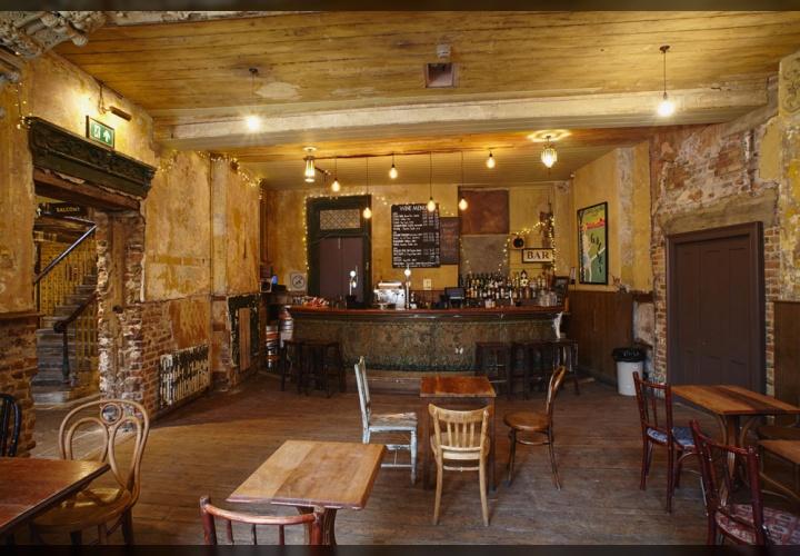 Mahogany Bar - Wilton\'s