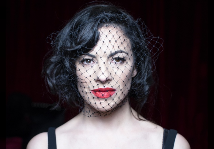 Image result for camille O'sullivan cave wilton's music hall